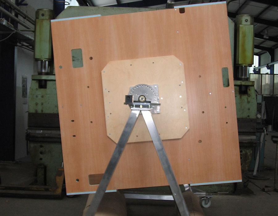 Mock-Up Vorrichtungsbau 6