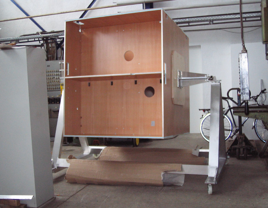 Mock-Up Vorrichtungsbau 8