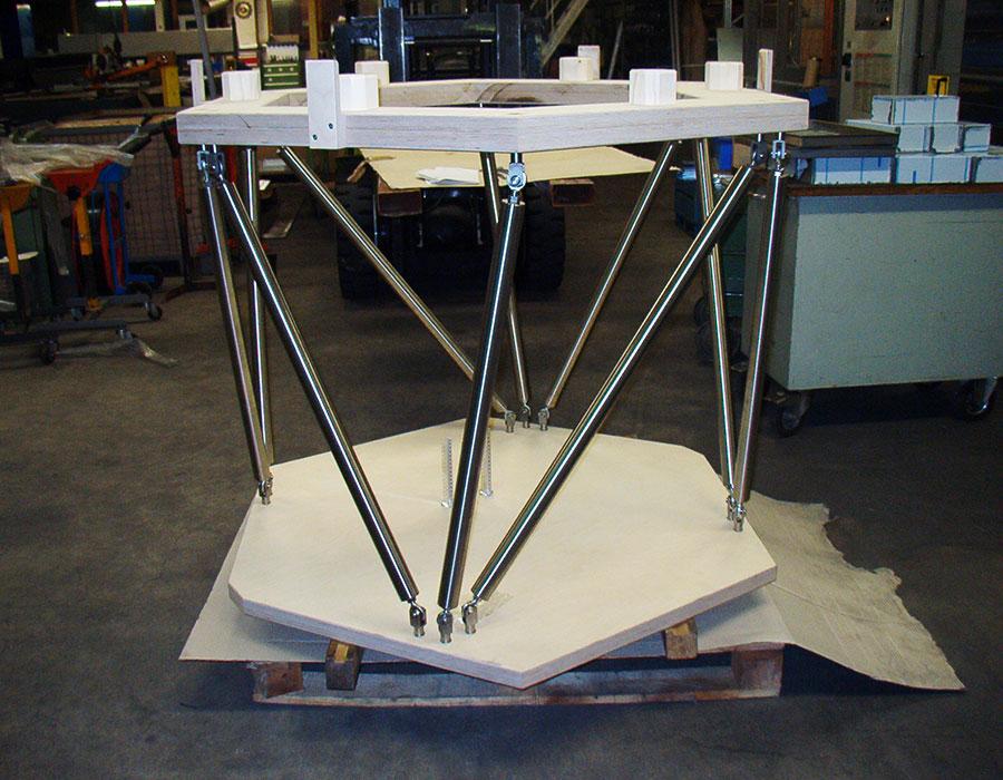 Mock-Up Vorrichtungsbau 9