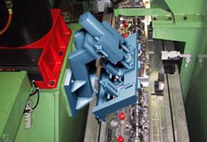 Motorenmontage