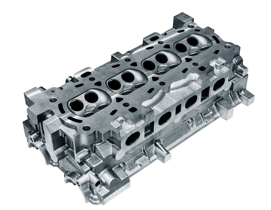 Projekte Motorenmontage